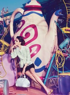 Sueños Denim by Andrew Yee for S Moda styling by Isabel Moralejo