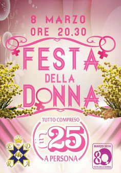Festa della Donna - Edra Palace Hotel