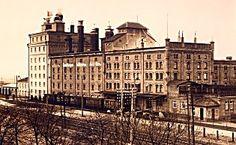 Bamberger Mälzerei um 1883