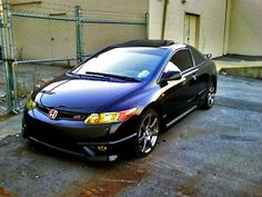 Looking to customize your Honda? We carry a wide variety of Honda accessories including dash kits, window tint, light tint, wraps and more. Honda Civic 2012, Honda Civic Coupe, Civic Lx, Honda Cars, Car Mods, Japanese Cars, Honda Accord, My Ride, Custom Cars