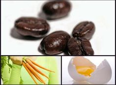 Are you the carrot, egg, or coffee bean? Coffee Beans, Carrots, Almond, Eggs, Fruit, Health, Ethnic Recipes, Plants, Food