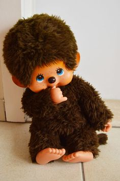Joseph Patrick - Scientists have announced that the missing link has been found. 1970s Childhood, My Childhood Memories, Old School Toys, 80s Kids, Retro Toys, Old Toys, Vintage Dolls, The Past, 90s Nickelodeon