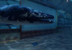 Visiter le Jurassique en VR