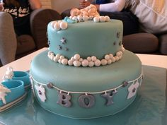 #geboorte taart #newborn cake