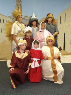 Biblical Costumes for Christmas Play
