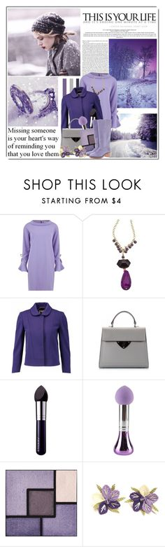 """this is your life and it's ending one minute at a time"" by queenrachietemplateaddict ❤ liked on Polyvore featuring Me Too, Gina Bacconi, David Aubrey, M Missoni, Coccinelle, By Terry, Yves Saint Laurent and Frye"