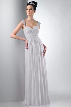 Style 126: Bari Jay - looks exactly like the Reem Acra dress Olivia Wilde wore!