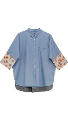 Shirts : Shirt Easy Stripes