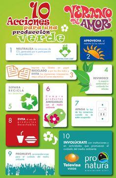 decalogo-verano-de-amor.jpg (827×1270) 10 acciones para una producción verde VERANO DE AMOR