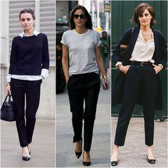 5 passos para se vestir como uma francesa