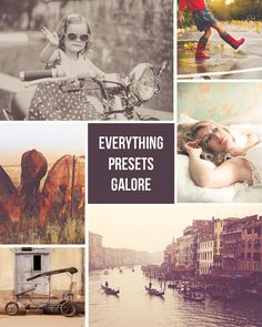 317 lightroom presets everything on presets galore big savings - Preset Lightroom Mariage