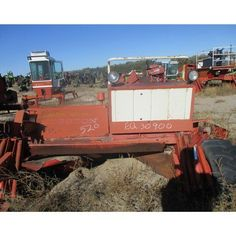 20 Best Hesston Tractor Salvage images in 2019 | Court yard