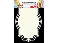 Dutch Doobadoo Holländische Kunst Form A5 Fantasie
