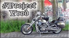 We are teaming up with the best of the best in the motorcycle industry to transform this stock V-Rod into the ultimate touring motorcycle...  Read more on #ProjectVrod at http://www.vridetv.com/projectvrod.html