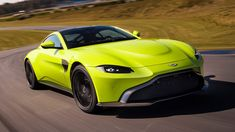 2019 Aston Martin Vantage WORLD PREMIERE TECH REVIEW MotoMan gets an exclusive advance look at the all-new 2019 Aston Martin Vantage. He takes the opportunity to go on a deep technical dive – from the Mercedes