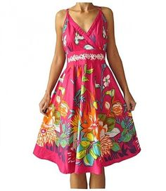 INTUITTION - RÓŻOWA  SUKIENKA W KWIATY - 40 42 Summer Dresses, Fashion, Moda, Summer Sundresses, Fashion Styles, Fashion Illustrations, Summer Clothing, Summertime Outfits, Summer Outfit