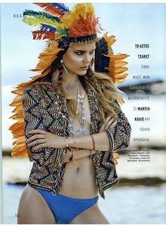 #MMissoni | #Elle Greece|  Summer 15