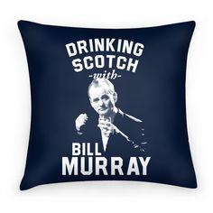 bill murray pillow - Google Search