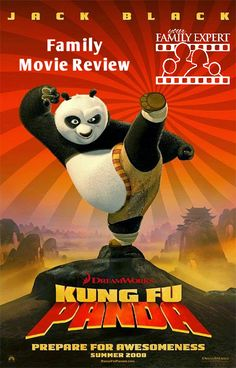 #classicreview: How long has it been since you've revisited the original Kung Fu Panda? My kids and I watched it recently and it's even funnier than I remembered. http://yourfamilyexpert.com/kung-fu-panda-family-movie-review/