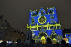 EN IMAGES. Lyon : que la lumière soit ! .Cliquez sur la photo pour voir le diaporama