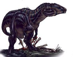 Carnosauria: Carcharadontosaurus