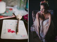 Frida Kahlo inspiration shoot by Imaginale Design http://imaginaledesign.com/