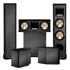 BIC Acoustech PL-89 Home Theater System | Overstock.com Shopping - The Best Deals on Home Theater Systems