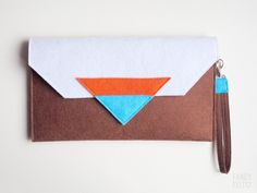 Handmade Just For You: Fancy Felt Shop Bags