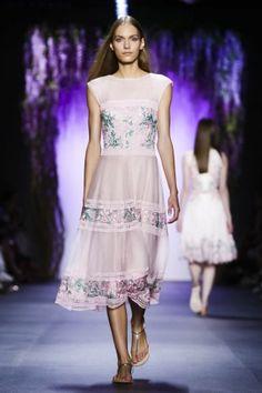 Tadashi Shoji весна-лето 2016   Модные новости
