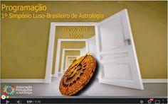 ASPAS-Associação Portuguesa de Astrologia  EVENTOS: PROGRAMAÇÃO - 1º Simpósio Luso-Brasileiro de Astro...