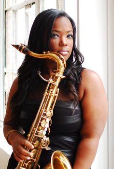 Camille Thurman, saxophonist/vocalist