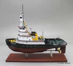 Commercial Vessel Models, All Types -Tugs, LNG, Tankers, Container Ship Models Tanker Ship, Oil Platform, Tugboats, Cedar Planks, Model Maker, Lego Projects, Tin Toys, Model Ships, Sailboats