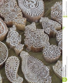 wooden blocks for block printing - Google Search
