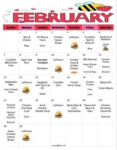 A meal plan proven to save money on groceries!