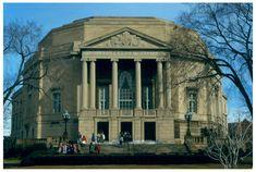 Severance Hall - Cleveland, Ohio