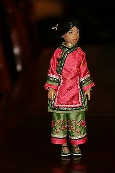 "American Girl Doll ""Girls of Many Lands"" Spring Pearl of China Chinese 