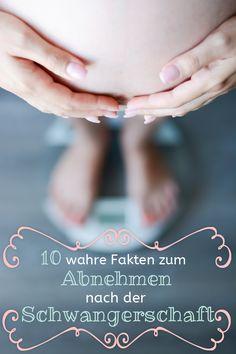 Schlanker Afterbabybody: ein Muss? Sicher nicht! Hier kommen 10 wahre Fakten zum Abnehmen nach der Schwangerschaft. ©Thinkstock