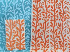 1000+ ideas about Block Print Fabric on Pinterest | Printing ...