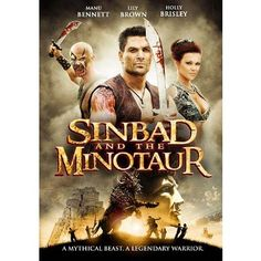 Looking at Sinbad and the Minotaur DVD on SHOP.CA