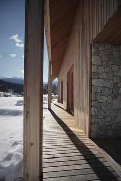 ofis arhitekti / alpine hut