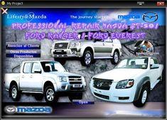 MANUAL DE TALLE Y REPARACION MAZDA BT-50, FORD RANGER Y FORD EVEREST 2007-2013 Ford Ranger, Mazda, Sport Truck, Journey, Trucks, Sports, Book, Atelier, Hs Sports