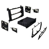 Metra Double DIN/Single DIN Installation Kit for 2 (99-6512 / 996512)