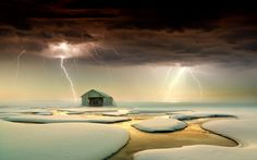 The last day by Jmpx67. #storm #winter cold photography