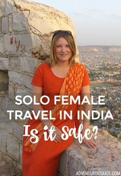 """Is it safe for a woman to travel alone in India? Yes, it absolutely can be — but traveling in India requires special preparation and practices, especially if you're a woman. For this piece, I decided to bring in an expert: Mariellen Ward, a Canadian travel writer and longtime advocate for solo female travel who considers India her """"soul culture."""" Here's what she had to say."""
