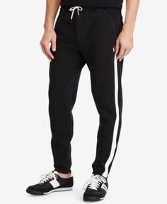POLO RALPH LAUREN Polo Ralph Lauren Men'S Double-Knit Track Pants. #poloralphlauren #cloth # pants