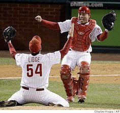 2008 rocked!  I <3 Phillies.