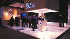 Feilo Sylvania looking good @ #LB16. What a spread, some real treats, and that's not just the free beers.