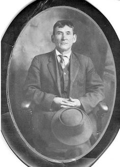 Ignatius Benjamin Martell (aka Enos Martell) the son of Abraham Martell and Madeleine Payette-Martell, and the husband of Josephine Therrien-Martell - Ojibwa - before 1939