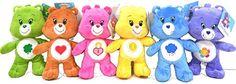 Care Bears Harmony, Tenderheart, Grumpy, Secret, Good Luc...…