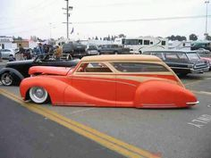 Lead Sled Wagon slammed to the ground.